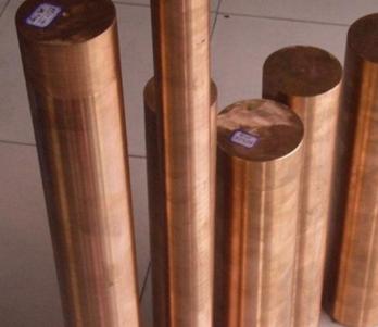 高硬度碲铜棒