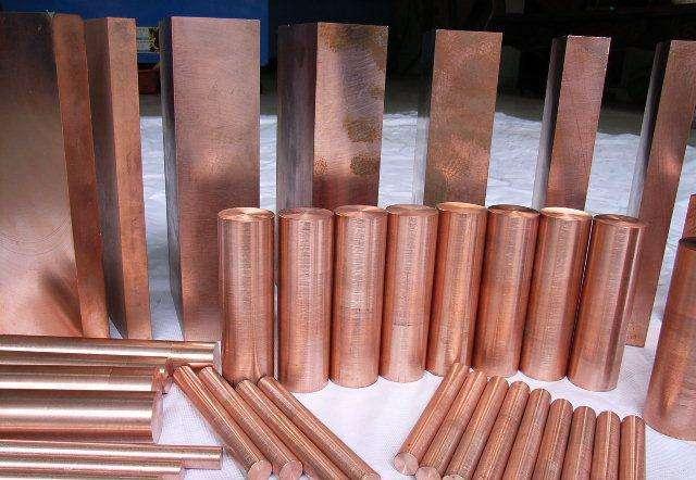 紫铜棒优质的性能应用